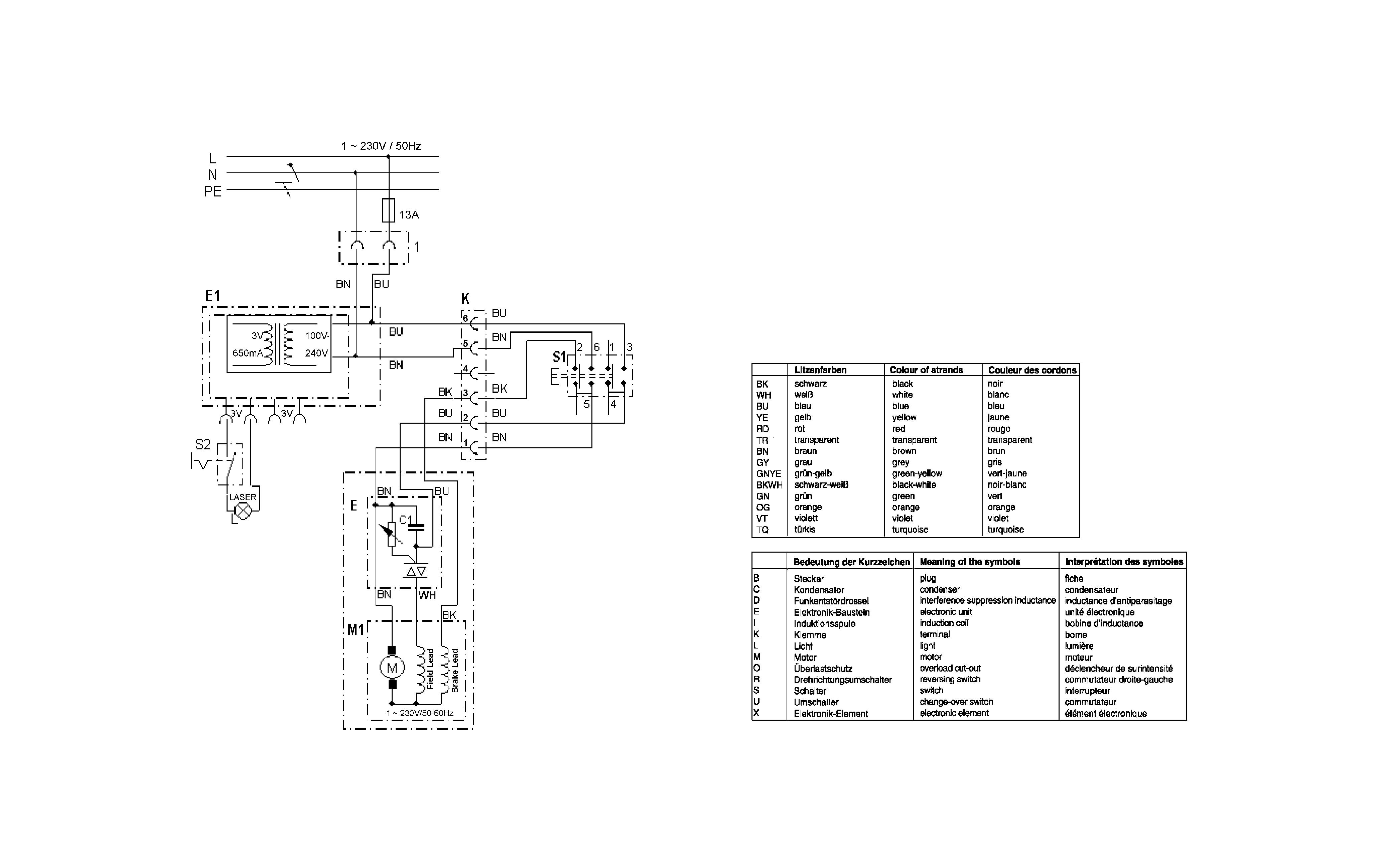 Beste Schematische Elektronik Galerie - Der Schaltplan ...