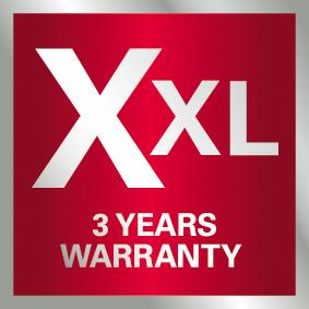 xxl-warranty